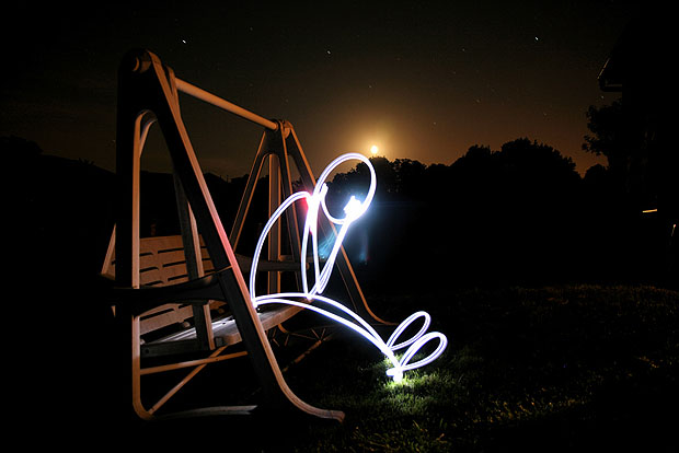 painting with light photography mad