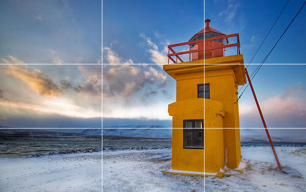 10 top photography composition rules