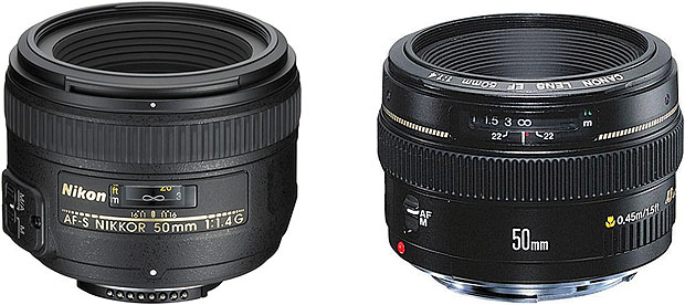 Standard Lenses | Photography Mad